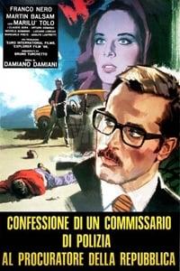 copertina film Confessione+di+un+commissario+di+polizia+al+procuratore+della+Repubblica 1971