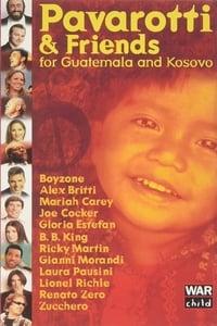 Pavarotti & Friends for Guatemala and Kosovo