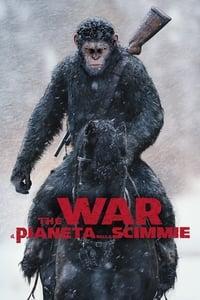copertina film The+War+-+Il+pianeta+delle+scimmie 2017