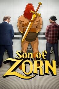 copertina serie tv Son+of+Zorn 2016