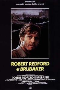 copertina film Brubaker 1980