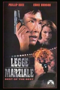 copertina film Legge+Marziale 1998