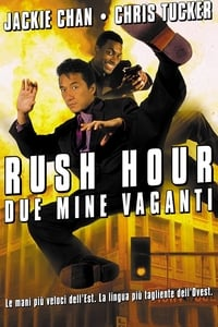 copertina film Rush+Hour+-+Due+mine+vaganti 1998