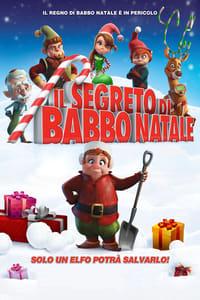 copertina film Il+segreto+di+Babbo+Natale 2013