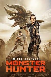 copertina film Monster+Hunter 2020