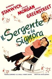 copertina film Il+sergente+e+la+signora 1945