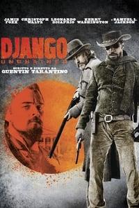 copertina film Django+Unchained 2012