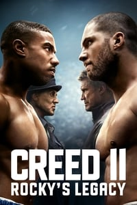 Creed II: Rocky's Legacy Poster