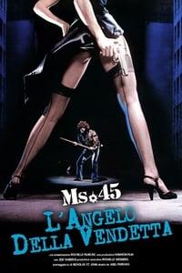 copertina film L%27angelo+della+vendetta 1981
