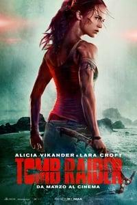 copertina film Tomb+Raider 2018