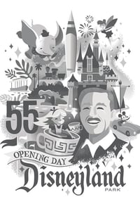 Disneyland's Opening Day Broadcast