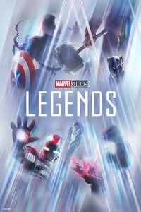 copertina serie tv Marvel+Studios%3A+Legends 2021