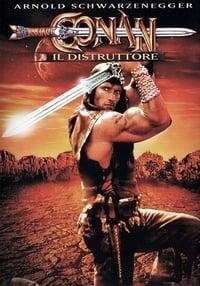 copertina film Conan+il+distruttore 1984