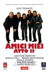 copertina film Amici+miei+-+Atto+II%C2%B0 1982