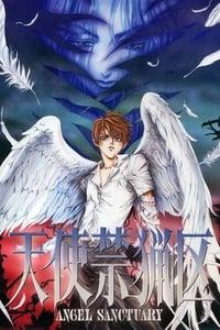 copertina serie tv Angel+Sanctuary 2000