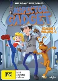 copertina serie tv L%27ispettore+Gadget 2015