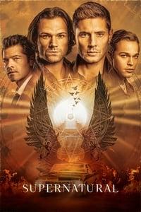 copertina serie tv Supernatural 2005