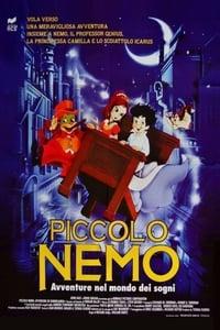 copertina film Piccolo+Nemo+-+Avventure+nel+mondo+dei+sogni 1989