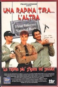 copertina film Una+rapina+tira...+l%27altra 1996