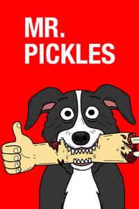 copertina serie tv Mr.+Pickles 2014