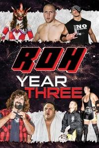 Ring of Honor: Year Three