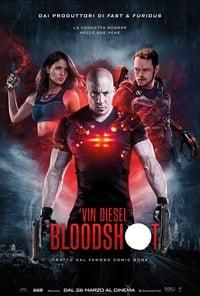 copertina film Bloodshot 2020