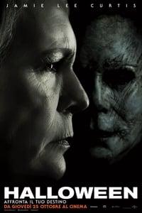 copertina film Halloween 2018