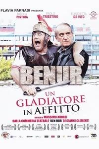 copertina film Benur+-+Un+gladiatore+in+affitto 2013