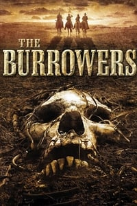 copertina film The+Burrowers 2008