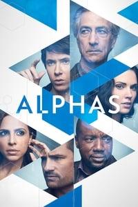 copertina serie tv Alphas 2011
