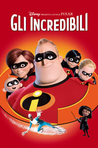 copertina film Gli+Incredibili+-+Una+%27normale%27+famiglia+di+supereroi 2004