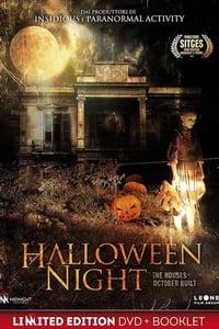 copertina film Halloween+Night 2014