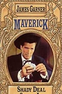 copertina serie tv Maverick 1957