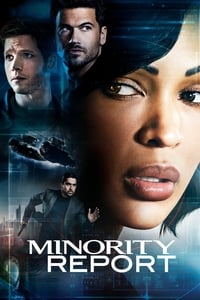copertina serie tv Minority+Report 2015