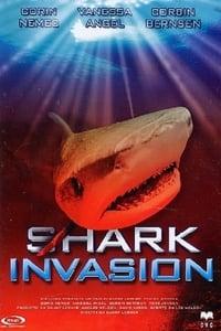 copertina film Shark+invasion 2005