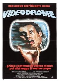 copertina film Videodrome 1983