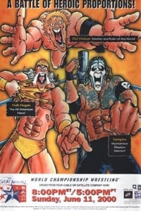 WCW The Great American Bash 2000