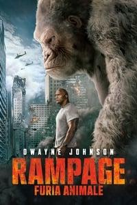 copertina film Rampage+-+Furia+animale 2018