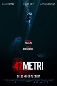 copertina film 47+metri 2017