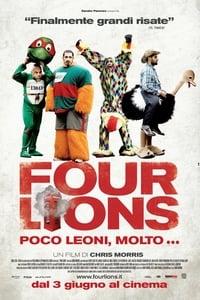 copertina film Four+Lions 2010