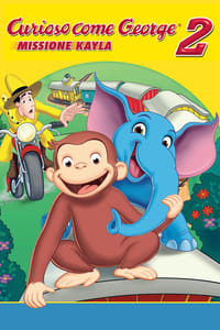 copertina film Curioso+come+George%3A+Caccia+alla+scimmia 2009