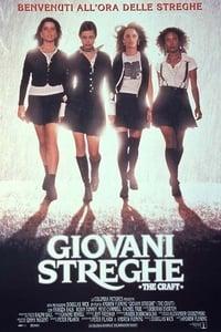 copertina film Giovani+streghe 1996