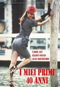 copertina film I+miei+primi+40+anni 1987