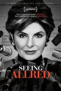 copertina film Seeing+Allred 2018