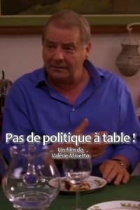 Pas de politique à table