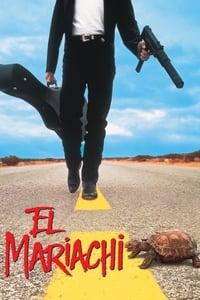 copertina film El+Mariachi 1992