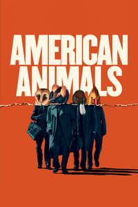 copertina film American+Animals 2018