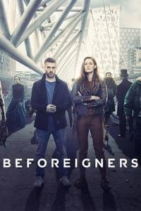 copertina serie tv Beforeigners 2019
