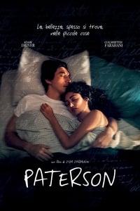 copertina film Paterson 2016