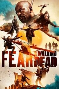 copertina serie tv Fear+the+Walking+Dead 2015